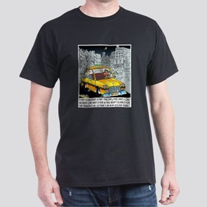 Reindeer Cabbie Dark T-Shirt