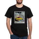 Reindeer Cabbie Dark T-Shirt