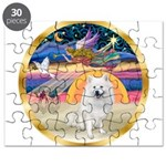 XmasStar/Am Eskimo #1 Puzzle