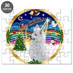 XmasMusic 3/Am Eskimo #3 Puzzle