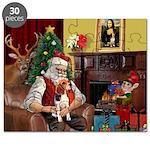Santa's Beagle Puzzle