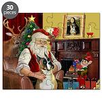 Santa's Boxer (#1) Puzzle