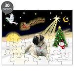 Night Flight/Mastiff 4 Puzzle