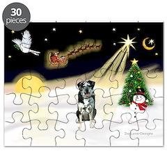 Night Flight/Catahoula Puzzle