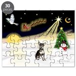 Night Flight/Chihuahua Puzzle