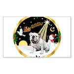 Night Flight/EBD #1 Sticker (Rectangle 50 pk)
