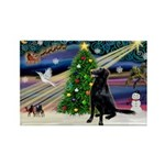Xmas Magic & FCR Rectangle Magnet (10 pack)