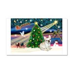 Xmas Magic & FBD Car Magnet 20 x 12