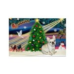 Xmas Magic & FBD Rectangle Magnet (10 pack)