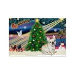 Xmas Magic & FBD Rectangle Magnet