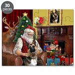 Santa's G-Shepherd (#2) Puzzle