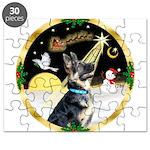Night Flight/German Shepherd Puzzle