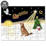 Night Flight/Golden 12 Puzzle
