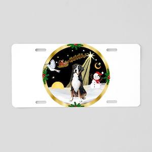 Night Flight/GSMD Aluminum License Plate