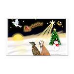 NIGHT FLIGHT<br>& 2 Greyhound Rectangle