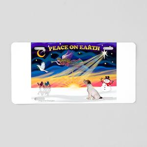 XmasSunrise/JRT #5 Aluminum License Plate