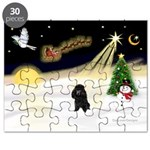 Night Flight/Poodle (min) Puzzle