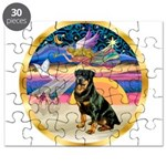 XmasStar/Rottie #3 Puzzle