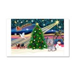 Xmas Magic / Skye Terri Car Magnet 20 x 12