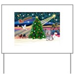 Xmas Magic / Skye Terri Yard Sign