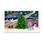 Xmas Magic / Skye Terri Rectangle Car Magnet