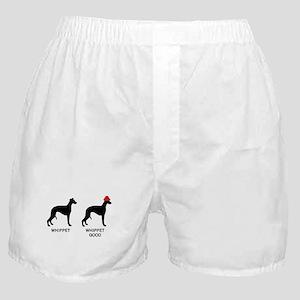 WHIPPET, WHIPPET GOOD! Boxer Shorts