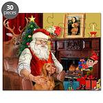 Santa's Vizsla Puzzle