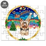 XmasMusic 3/Yorkie #17 Puzzle