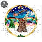 XmasMusic 3/Yorkie #11 Puzzle