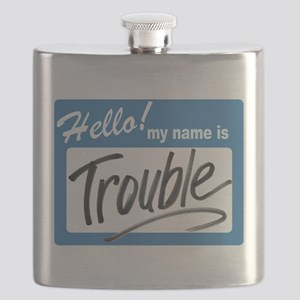 hello adult trouble Flask