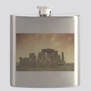 Stonehenge #5 Flask