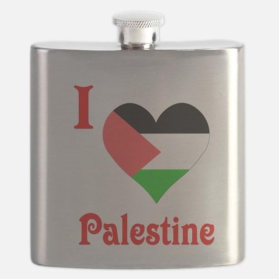 I Love Palestine #5 Flask