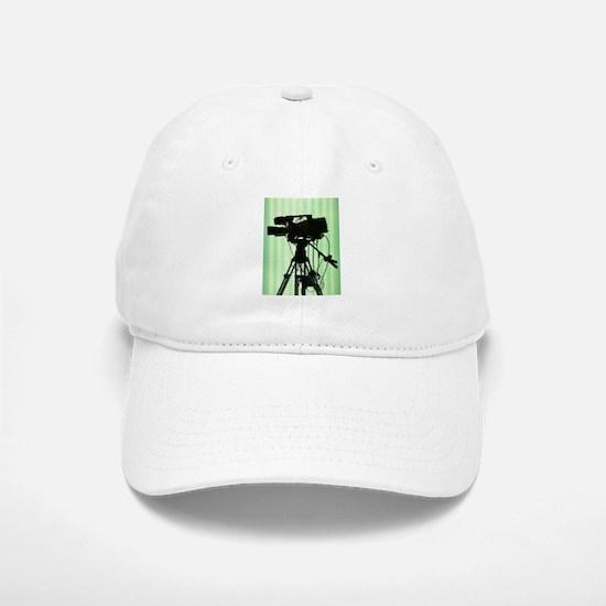 Camera! Baseball Baseball Cap