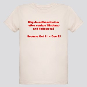 Octal or Decimal? #2 Organic Kids T-Shirt