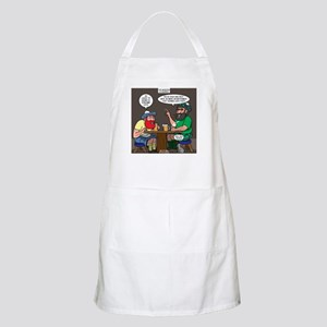 Origin of Bagpipes Apron