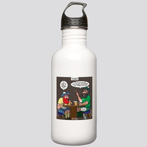 Origin of Bagpipes Stainless Water Bottle 1.0L
