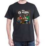 Origin of Bagpipes Dark T-Shirt