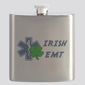 Irish EMT Flask