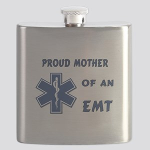 Proud Mother of an EMT Flask