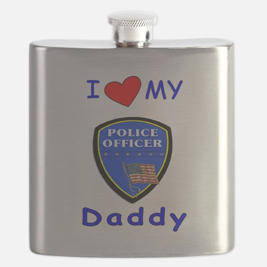 i love my police daddy.png Flask