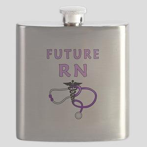 Nurse Future RN Flask