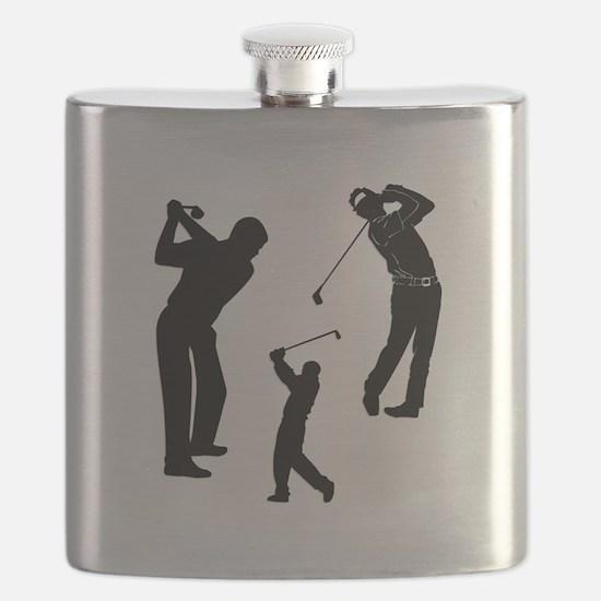 Golf Club Flask