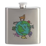 Animal Planet Rescue Flask