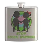 global warning kids redone Flask