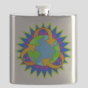sun colors Flask