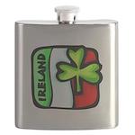 ireland flag Flask