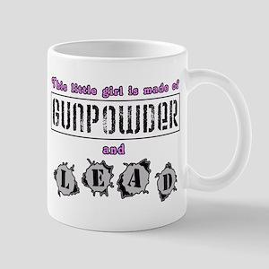Gunpowder & lead Mug