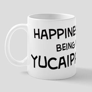 Yucaipa - Happiness Mug