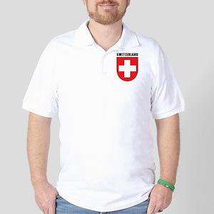 Switzerland Golf Shirt