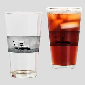 hydroplane Drinking Glass
